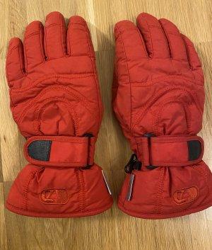 Etirel Gants thermiques rouge