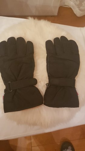 Etirel Thermal Gloves black polyamide