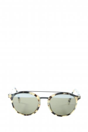 Etnia Barcelona Glasses natural white-black casual look