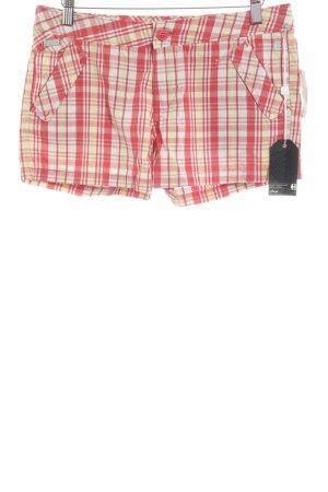 Etnies Hot Pants Karomuster Casual-Look
