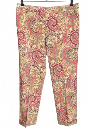 Etro 7/8-Hose abstraktes Muster Casual-Look