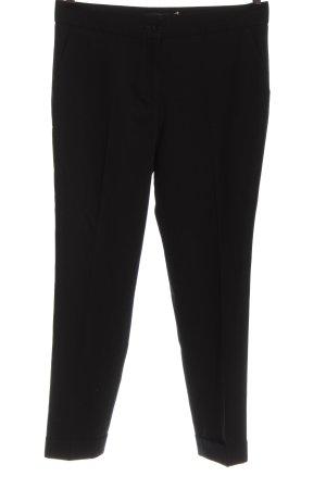 Etro Pantalone da abito nero stile professionale