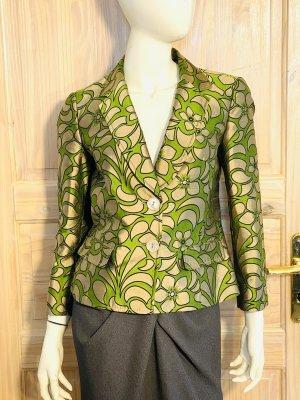 Etro Short Blazer multicolored silk