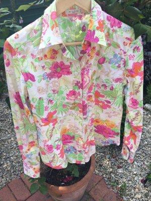 Etro Milano Colletto camicia multicolore
