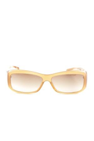 Etro Glasses primrose-brown casual look