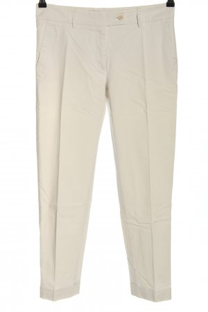 Etro Chinos natural white business style