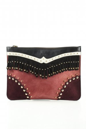 Etro Clutch Motivdruck Casual-Look