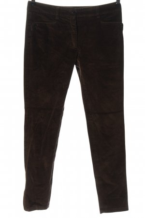 Etro Corduroy Trousers brown casual look