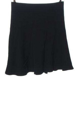 Etro Flared Skirt black business style