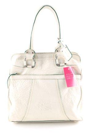 Etro Handtasche wollweiß Casual-Look