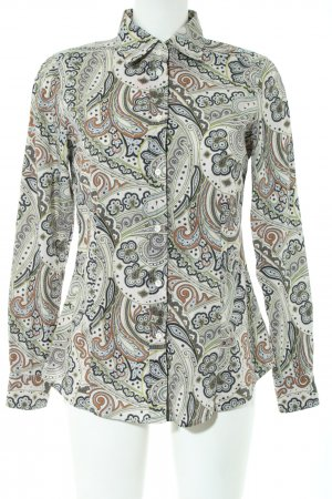 Etro Hemd-Bluse abstraktes Muster Business-Look