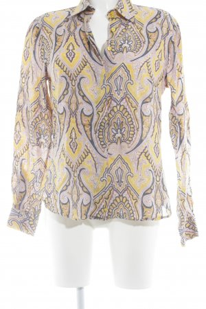 Etro Hemd-Bluse Paisleymuster Casual-Look