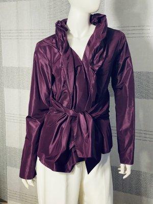 Etro Blouse Jacket brown violet