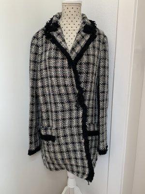 Etro Blazer Tweed negro-blanco