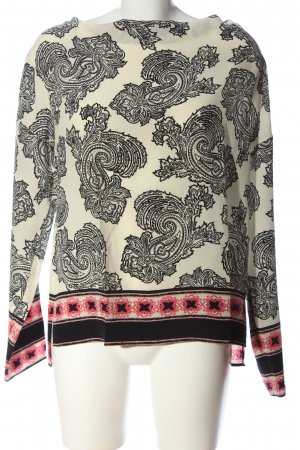 Etro Langarm-Bluse Mustermix Casual-Look