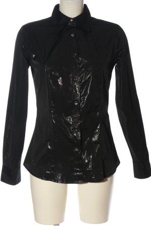 Etro Camicia a maniche lunghe nero stile casual