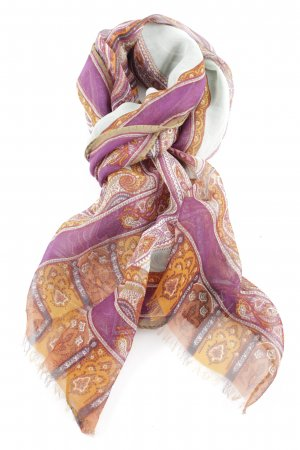 Etro Milano Neckerchief mixed pattern elegant