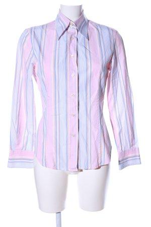 Etro Milano Hemd-Bluse Streifenmuster Business-Look