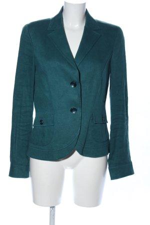 Etro Milano Kurz-Blazer grün Casual-Look