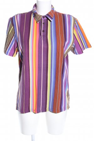 Etro Milano Polo shirt gestreept patroon casual uitstraling