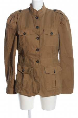 Etro Milano Ripstop Jacket brown casual look