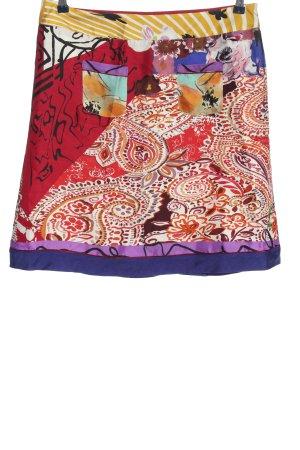 Etro Milano Zijden rok volledige print casual uitstraling