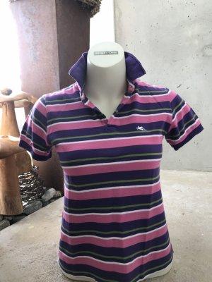 Etro Camiseta tipo polo multicolor