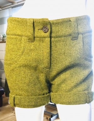 Etro Hot Pants olive green