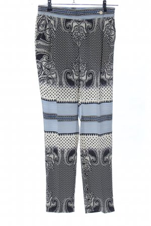 Etro Stoffhose Allover-Druck Casual-Look