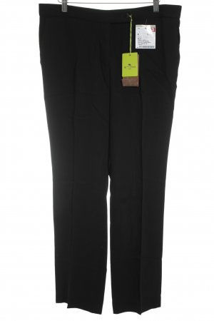Etro Stoffhose schwarz Business-Look