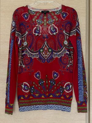 Etro Cashmere Jumper multicolored