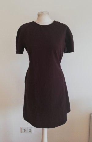 Etsy Kleid in Aubergine