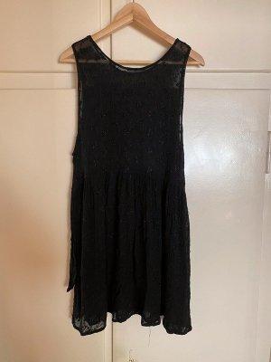 Etsy Schwarzes Spitzen Kleid
