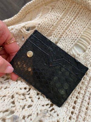 Fabienne Chapot Custodie portacarte nero
