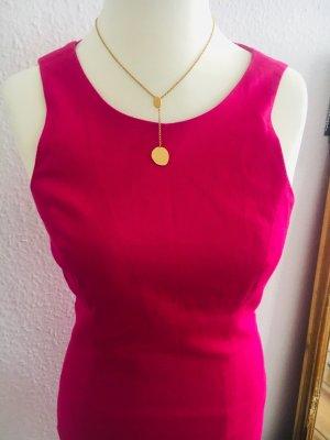 Etui-Kleid, Midikleid, Anlässe, Bleistiftkleid, French Connection, pink, tailliert, Gr 36/38