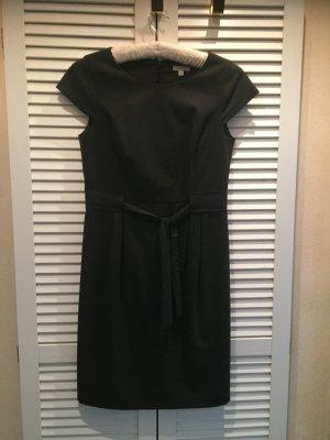 1.2.3. UN DEUX TROIS Paris Sukienka etui antracyt Poliester
