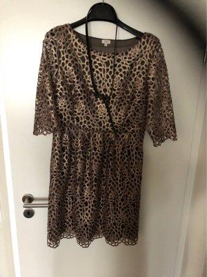 Hoss Intropia Sheath Dress bronze-colored