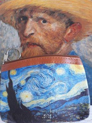 Etui Portemonnaie Geldbörse Vintage Van Gogh unbenutzt
