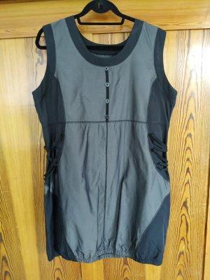 Etuikleid, Ärmelloses Kleid, sportlich, XXL, Figurschmeichler