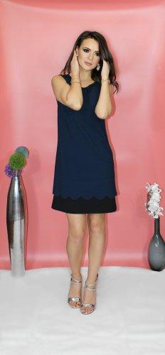 Etuikleid Blau von italienische Designer-Marke Rinascimento