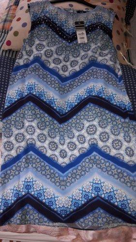 Wallis Sheath Dress blue