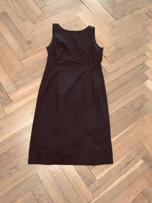 Etuikleid Gr. 38 schwarz little black dress Hallhuber Zara