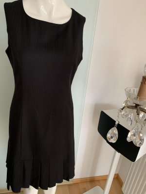 Orsay Woolen Dress black