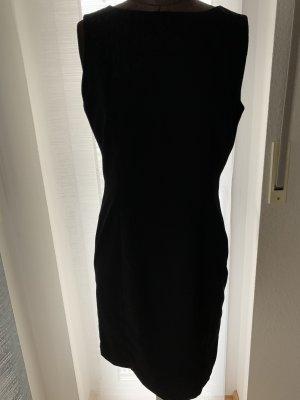 Etuikleid Kleid mit Stickerei von Cartoon Gr 40 L