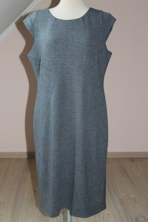 Etuikleid Kleid Winter grau Laura Ashley Gr. 42 L XL