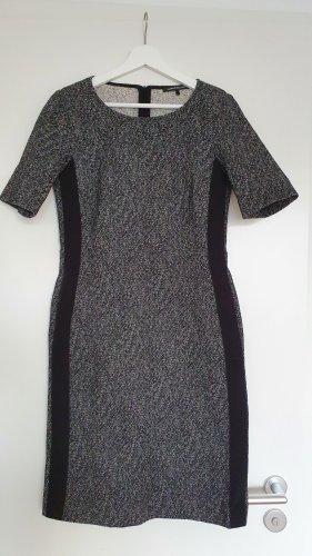 Luisa Cerano Sheath Dress white-black