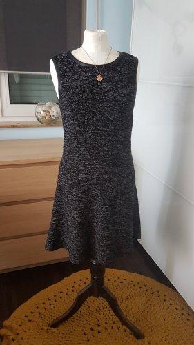 Orsay Vestido ceñido de tubo negro-blanco