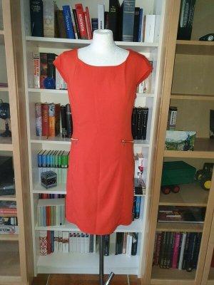 Vero Moda Sheath Dress bright red-salmon