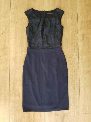 Etuikleid von Esprit Gr. XXS 32 Sommerkleid Business dunkelblau