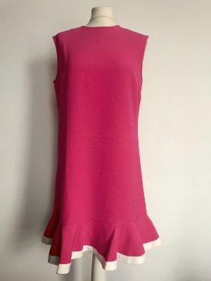 Victoria Beckham for Target Robe fourreau blanc-rose